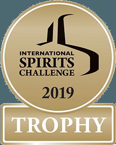 2019 – International Spirits Challenge Trophy