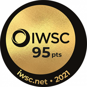 2021 - International Wine & Spirits Competition Or